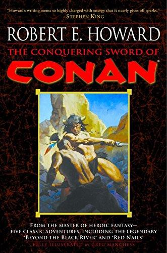 9780345461537: The Conquering Sword Of Conan