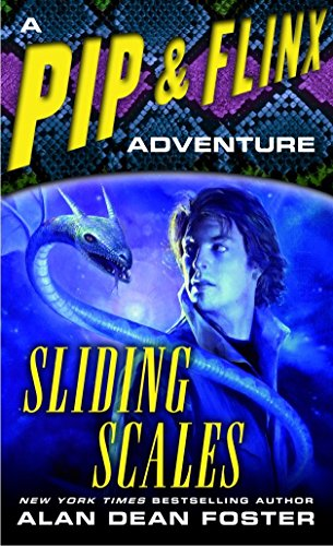 Sliding Scales: A Pip & Flinx Adventure (Adventures of Pip & Flinx, Band 9)