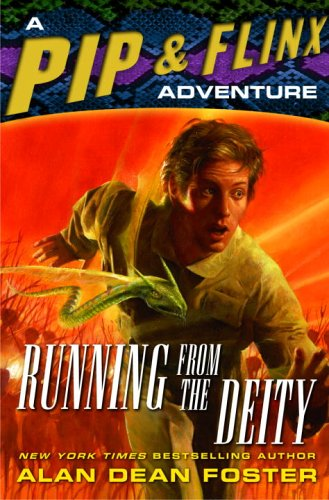9780345461599: Running from the Deity: A Pip & Flinx Adventure (Adventures of Pip and Flinx)