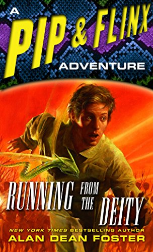 9780345461612: Running from the Deity: A Pip & Flinx Adventure (Adventures of Pip & Flinx)