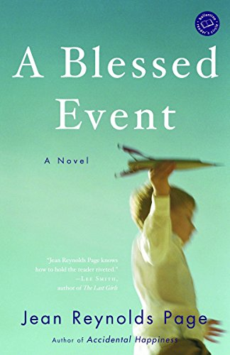9780345462169: A Blessed Event: A Novel