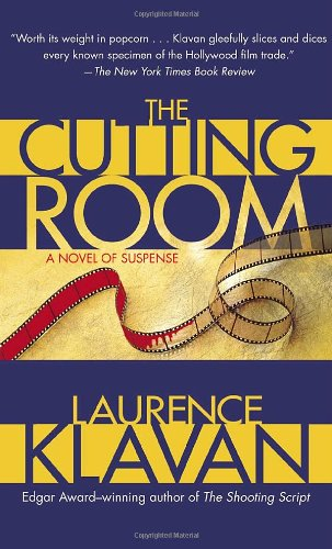 9780345462756: The Cutting Room: A Novel of Suspense