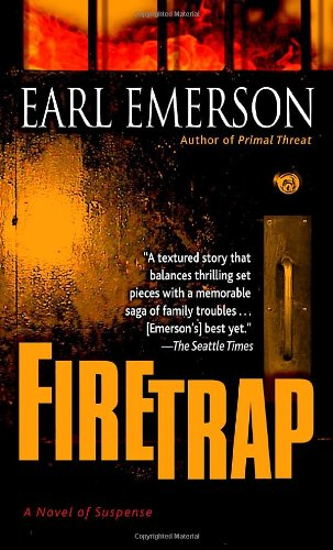 9780345462930: Firetrap: A Novel of Suspense