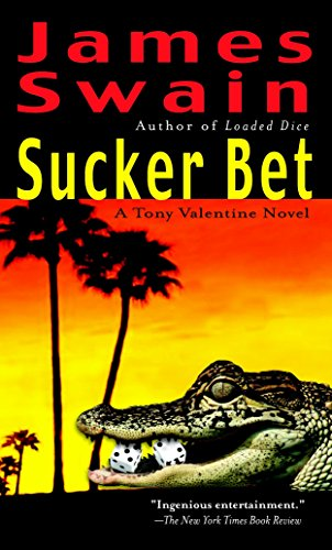 9780345463234: Sucker Bet (Tony Valentine)