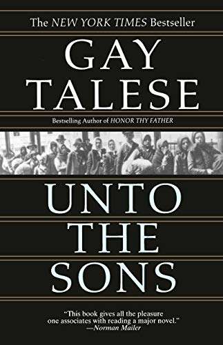 Unto the Sons: Gay Talese