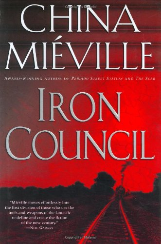 Iron Council *SIGNED* Advance Reader's Edition: China Mieville