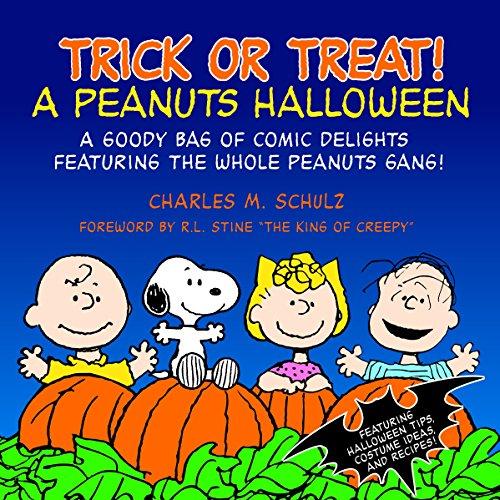 9780345464132: Trick or Treat!: A Peanuts Halloween
