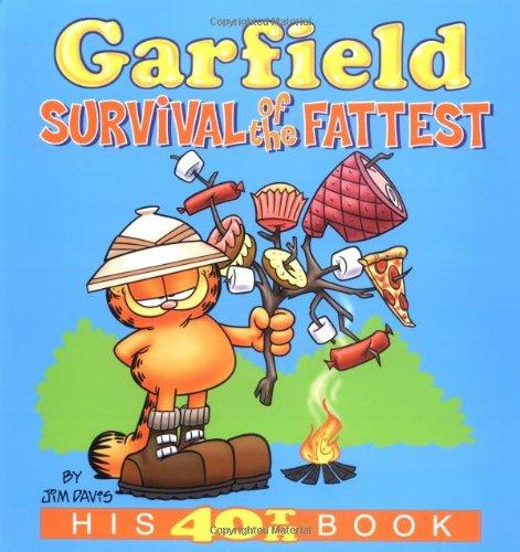 Garfield: Survival of the Fattest: His 40th Book: Davis, Jim