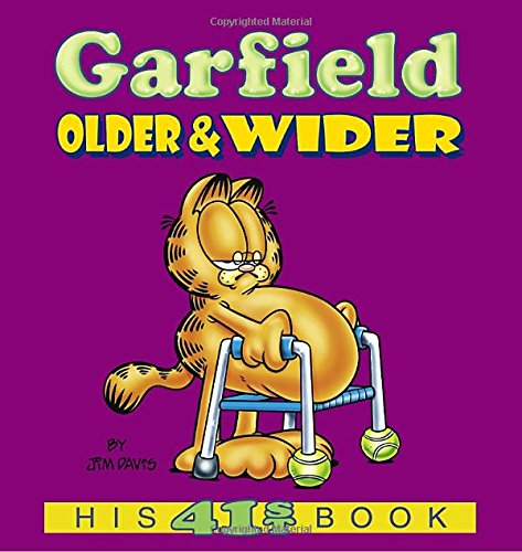 9780345464620: Garfield : Older & Wider: Older and Wider