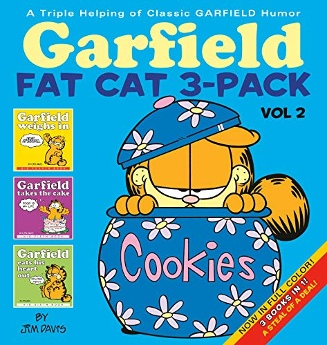 9780345464651: Garfield Fat Cat 3-Pack, Vol. 2: A Triple Helping of Classic Garfield Humor