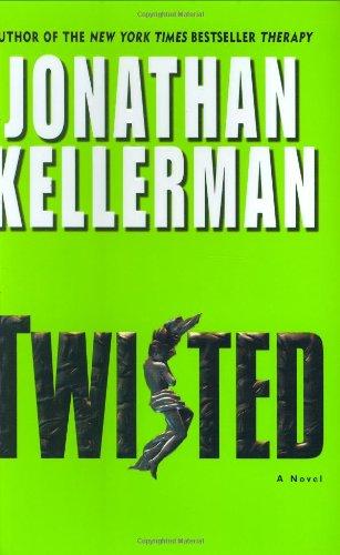 Twisted **Signed**: Kellerman, Jonathan