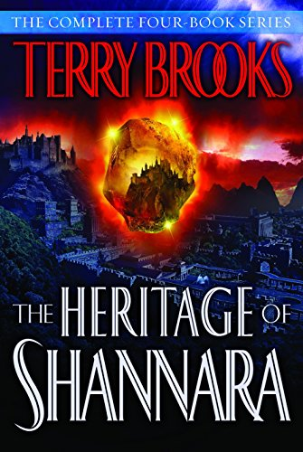 The Heritage of Shannara: The Complete Four-Book Series: Brooks, Terry