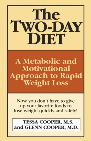 9780345467621: The Two-Day Diet