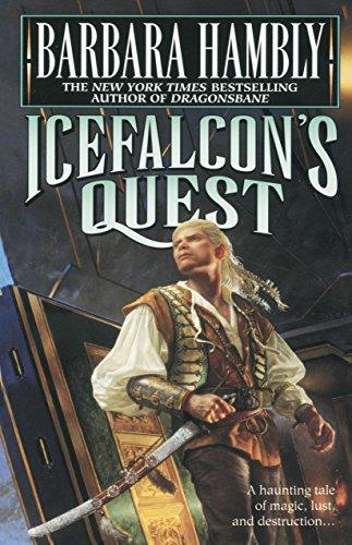 9780345470355: ICEFALCON'S QUEST (Darwath)