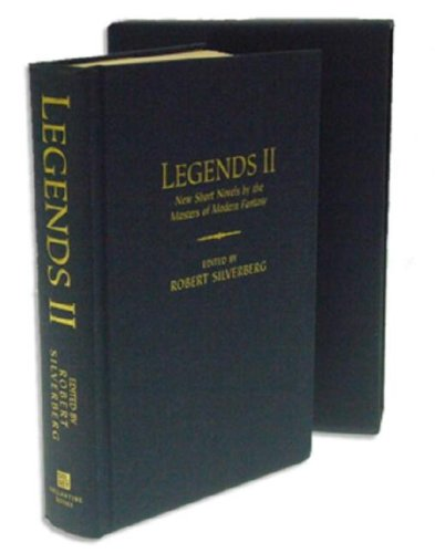 9780345470751: Legends II: New Short Novels by the Masters of Modern Fantasy