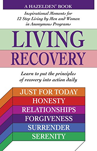 9780345471666: Living Recovery: Inspirational Moments for 12 Step Living