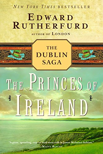 9780345472359: The Princes of Ireland: The Dublin Saga