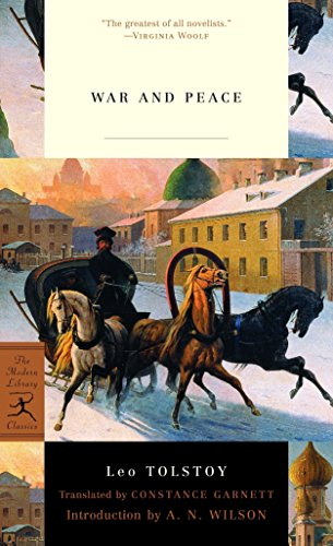 9780345472403: War and Peace (Modern Library Classics (Mass Market))
