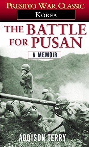 9780345472625: The Battle for Pusan: A Memoir