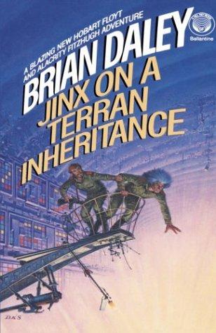 9780345472694: Jinx on a Terran Inheritance