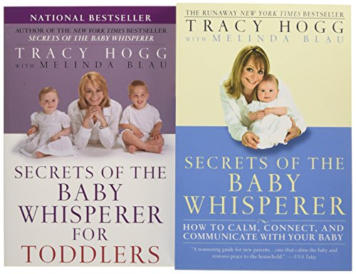 9780345473035: Secrets of the Baby Whisperer / Secrets of the Baby Whisperer for Toddlers: How to Clam, Connect, and Communicate With Your Baby