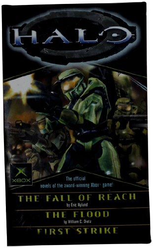 9780345473042: Halo, Books 1-3 (The Flood; First Strike; The Fall of Reach)