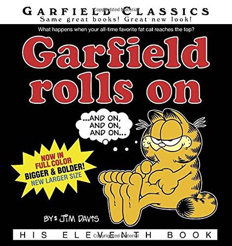 9780345475619: Garfield Rolls On