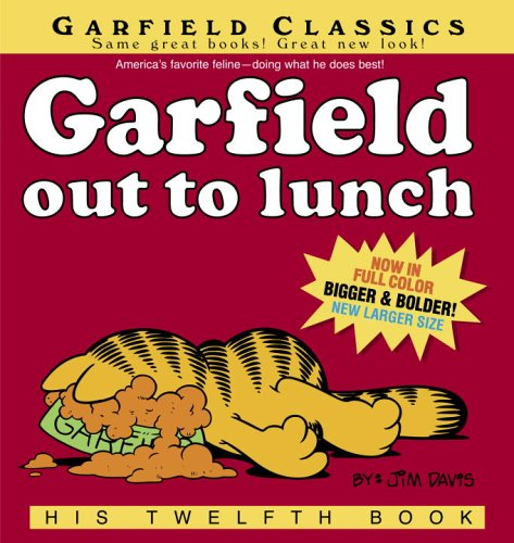 9780345475626: Garfield Out to Lunch (Garfield Classics (Paperback))