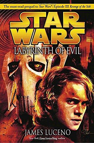 9780345475725: Labyrinth of Evil (Star Wars, Episode III Prequel Novel)