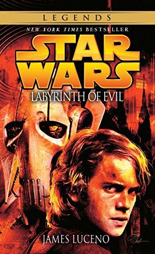 9780345475732: Labyrinth of Evil (Star Wars, Episode III Prequel Novel)