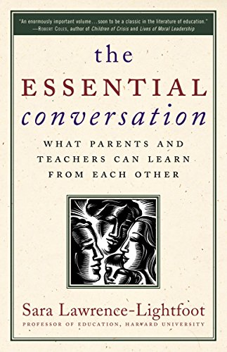 9780345475800: The Essential Conversation: What Parents and Teachers Can Learn from Each Other