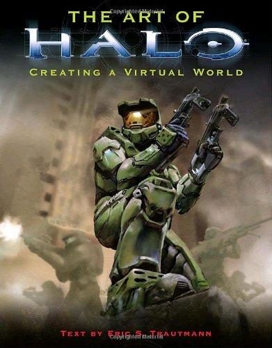 9780345475862: The Art of Halo: Creating a Virtual World