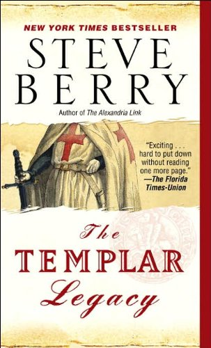 9780345476166: The Templar Legacy: A Novel (Cotton Malone, No. 1)