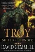 9780345477019: Shield of Thunder (Troy Trilogy, Book 2)