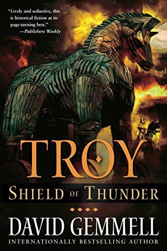 9780345477026: Troy: Shield of Thunder