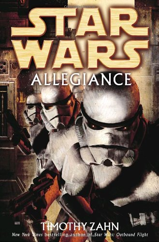 STAR WARS: ALLEGIANCE (AUTHOR SIGNED): Zahn, Timothy