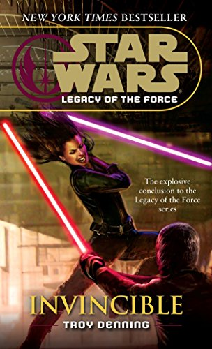 9780345477477: Invincible (Star Wars: Legacy of the Force)