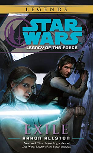 9780345477538: Sw. Legacy Of The Force. Exile (Star Wars: Legacy of the Force)