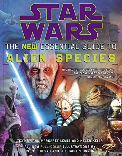 9780345477606: Star Wars the New Essential Guide to Alien Species