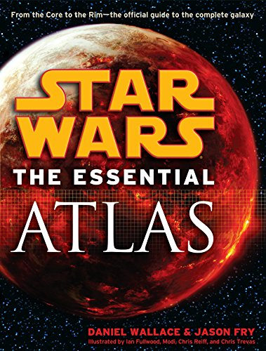 9780345477644: Star Wars: The Essential Atlas