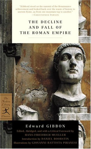 9780345478849: The Decline and Fall of the Roman Empire (Modern Library Classics)
