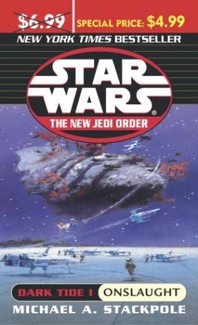 9780345479310: Star Wars The New Jedi Order: Dark Tide Onslaught