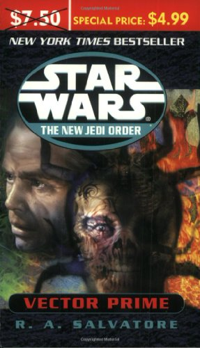 9780345479334: Star Wars the New Jedi Order Vector Prime