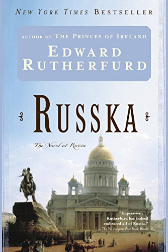 9780345479358: Russka: The Novel Of Russia