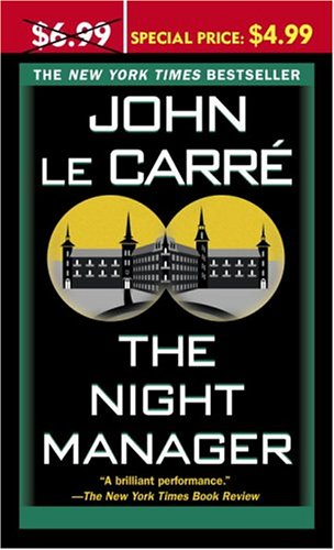 9780345480323: The Night Manager: New York Times bestseller
