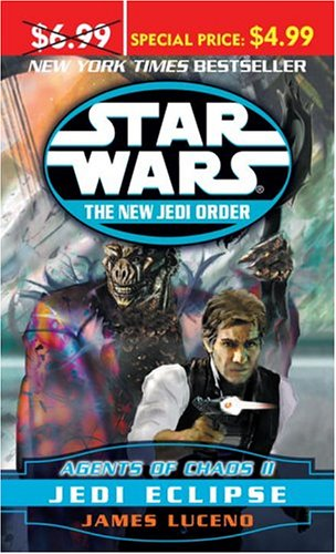 9780345480392: Star Wars: The New Jedi Order: Agents of Chaos II: Jedi Eclipse
