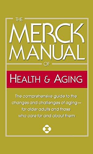 9780345482754: The Merck Manual of Health & Aging