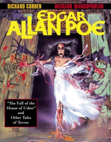 9780345483133: Edgar Allan Poe: The Fall Of The House Of Usher And Other Tales of Terror