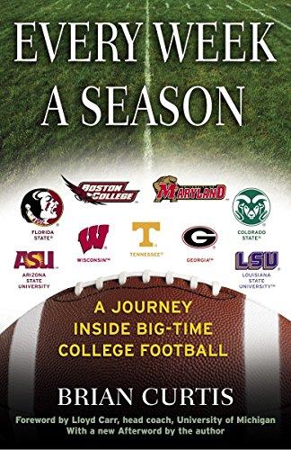 9780345483379: Every Week a Season: A Journey Inside Big-Time College Football