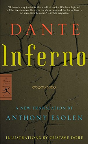 9780345483577: Inferno (Modern Library Classics)